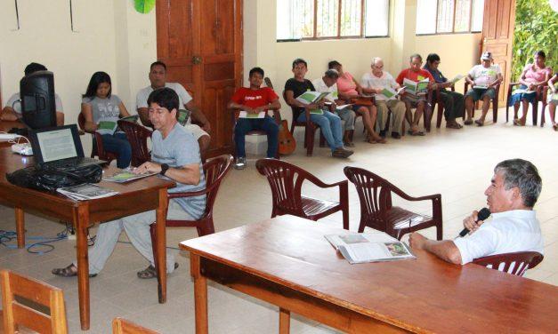 Asamblea Parroquial de Nieva trató documento preparatorio del Sínodo Panamazónico