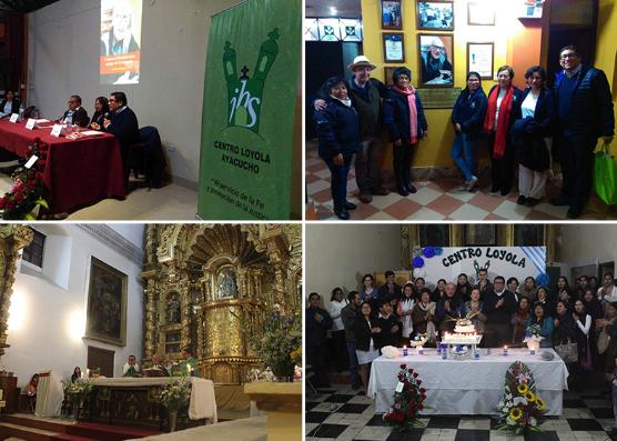 Centro Loyola Ayacucho celebró su 15° aniversario