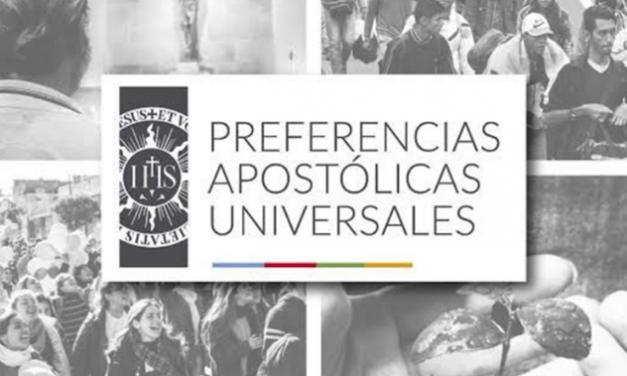ESEJOVEN Lima: charla sobre la Preferencias Apostólicas Universales