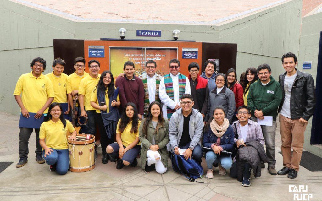 CAPU: Misa en quechua por el Día del Campesino