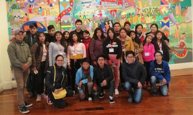Encuentros SJS organizó el VI Encuentro Nacional de Niños, Niñas, Jóvenes y Adolescentes