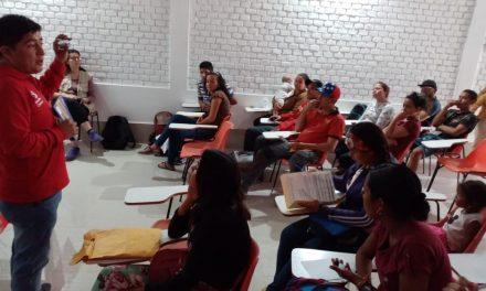 Casa de Retiros Santa María y Save The Children ayudan a migrantes venezolanos