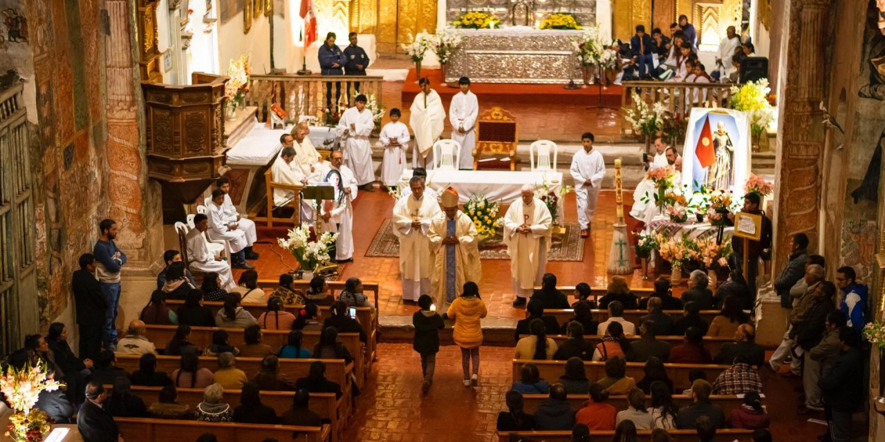 Eucaristías por la Fiesta de San Ignacio en las Plataformas Apostólicas Regionales
