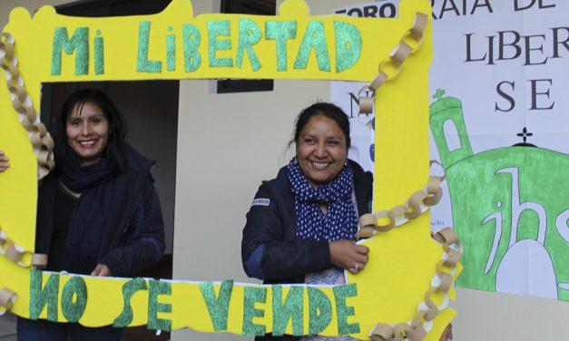 III Foro Trata de Personas «Mi libertad no se vende»