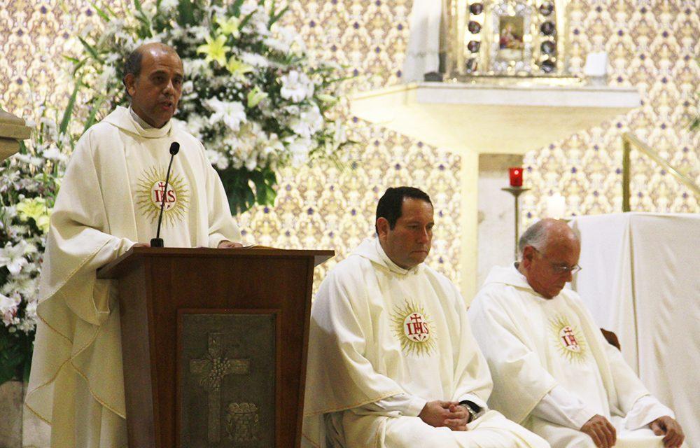 Homilía del Superior Provincial – Fiesta de San Ignacio de Loyola