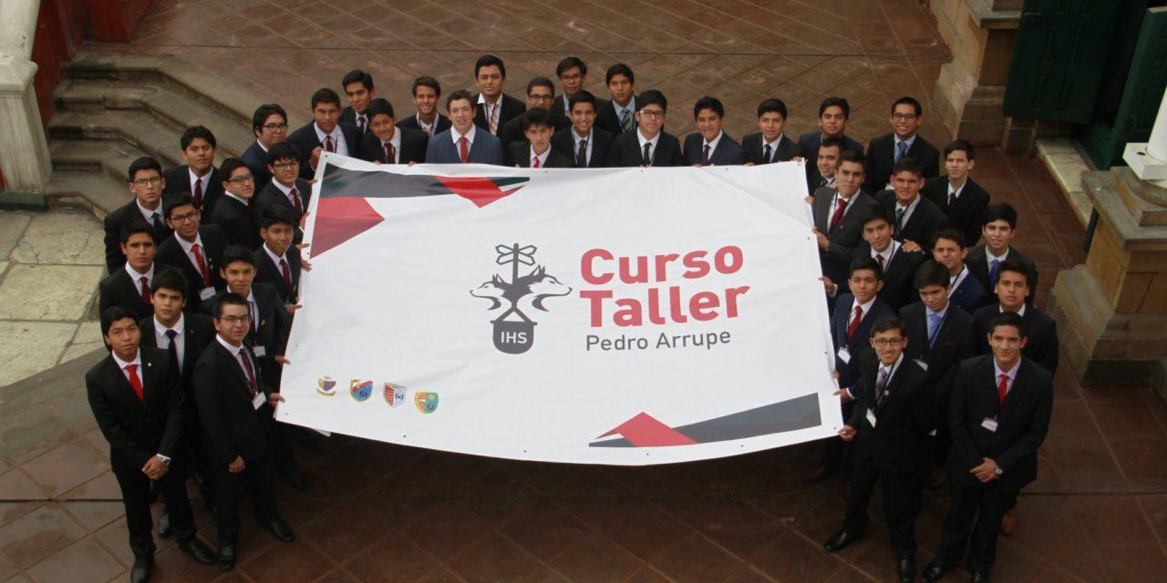 X Curso Taller de Liderazgo Pedro Arrupe 2019 – ACSIP