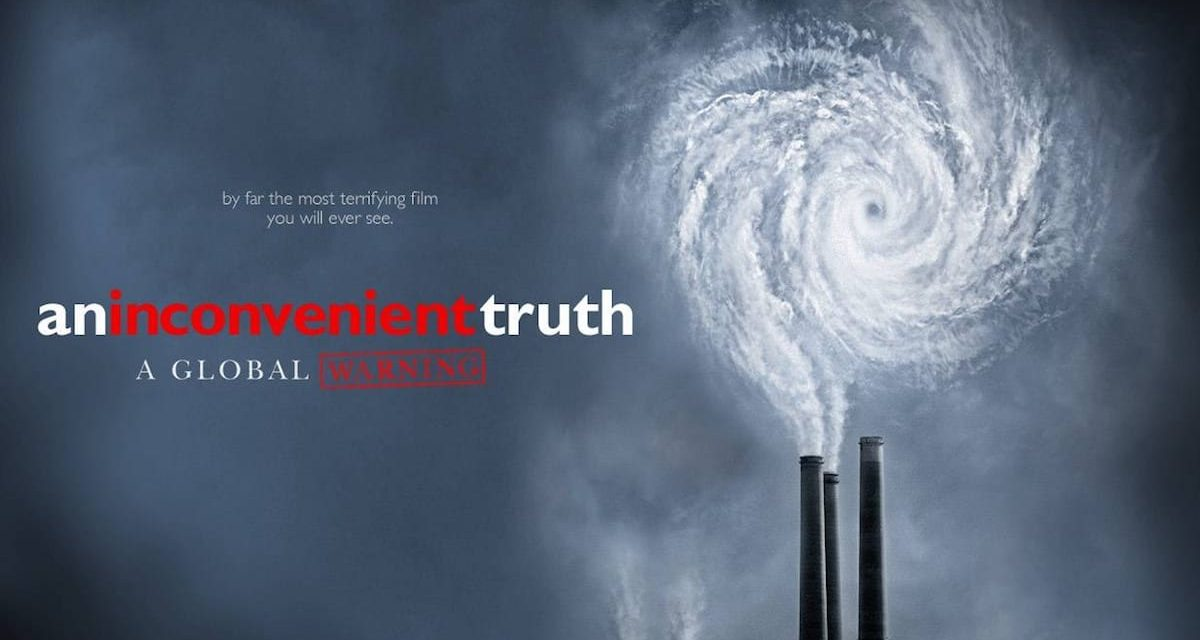 Presentación y conversatorio del documental «Una Verdad Incómoda»