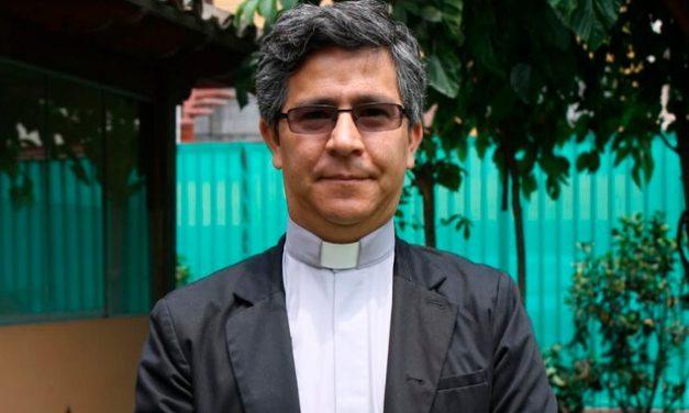 P. Rafael Fernández SJ será el nuevo Rector de La Ruiz