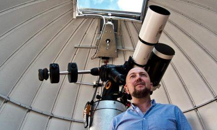 Se inaugura nuevo observatorio astronómico en la universidad jesuita de Namur (Bélgica)