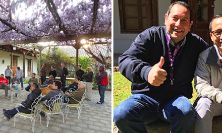 Delegados de Pastoral Juvenil y Vocacional se reunieron en Chile