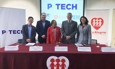 IBM, Fe y Alegría y AUSJAL lanzaron programa educativo P-TECH Perú