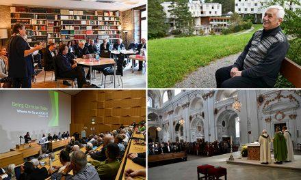 Padre General visitó la Provincia de Suiza