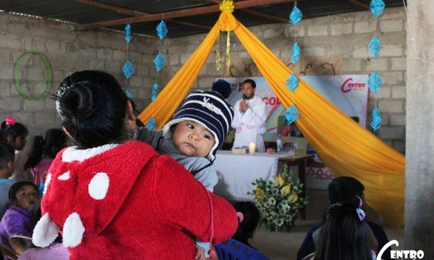 Centro Cristo Rey de Tacna: Primera Misa comunitaria en Viñani