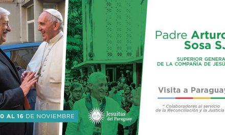 Superior General de los Jesuitas visitará Paraguay
