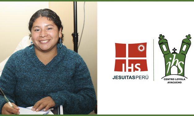 Nueva directora del Centro Loyola Ayacucho