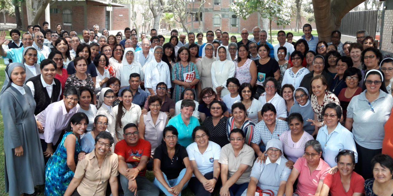 Fe y Alegría del Perú: Asamblea Nacional 2020