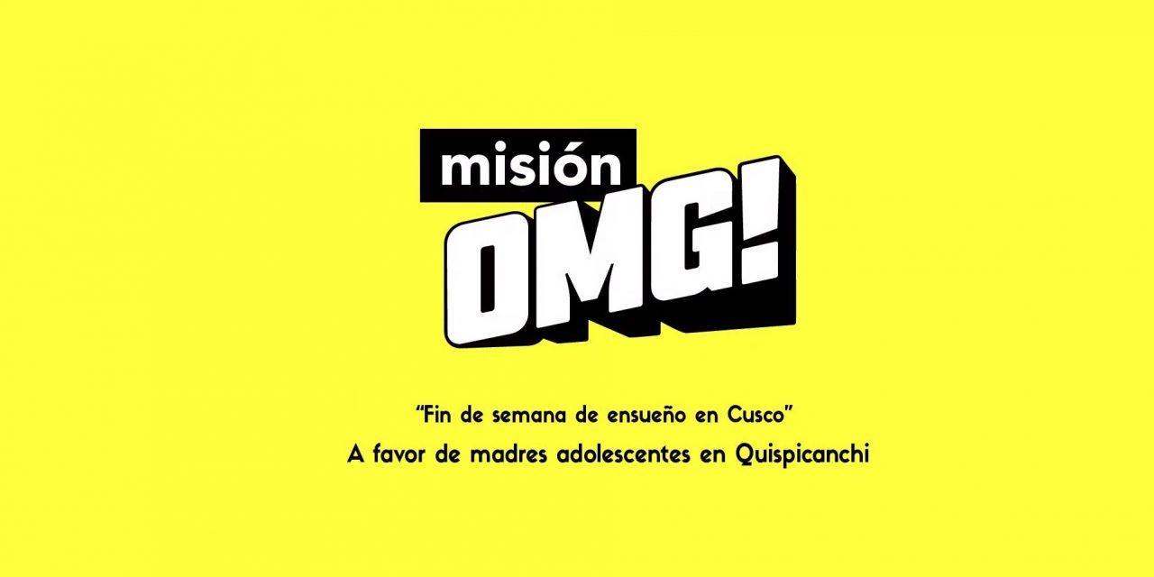 """Segunda experiencia de """"Misión OMG!"""" te lleva al Cusco"""
