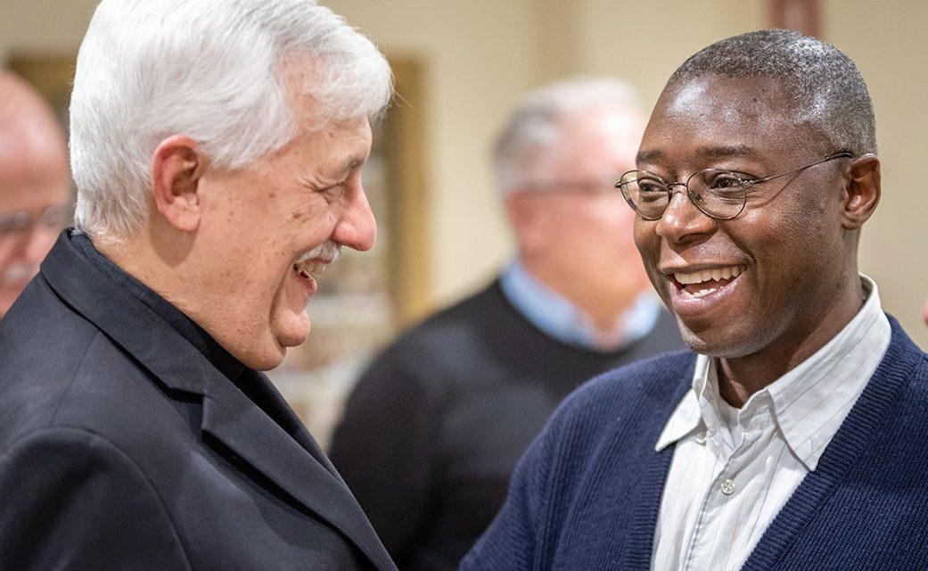 Nuevo Provincial Jesuita de África Central