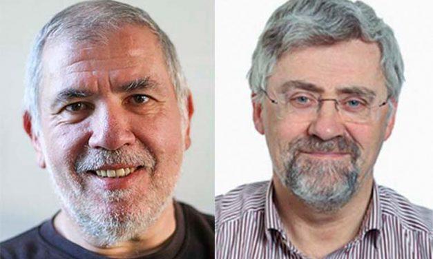 Dos Nuevos Superiores Mayores