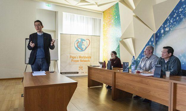 Red Mundial de Oración del Papa: Encuentro Internacional