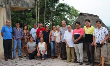 Provincial visitó la Coordinación Apostólica Alto Marañón