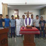 Seminaristas de Jaén continuarán su formación en Chulucanas