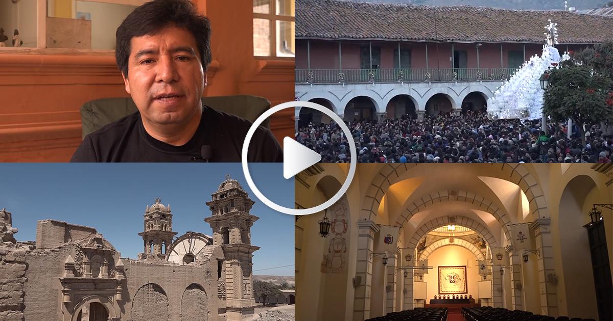 "Última parte del documental ""Peruviana: la Provincia Jesuítica del Perú"""