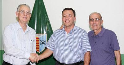 El Colegio San Ignacio presenta a su nuevo director: P. Francisco de la Aldea SJ