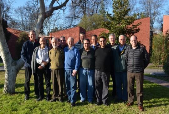 Comisión Teológica SJ de América Latina: reunión 2013