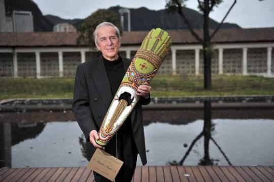 P. Alejandro Angulo SJ, Premio Nacional de DD.HH. en Colombia