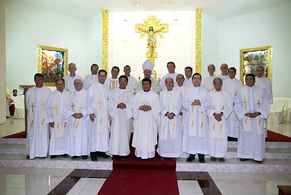 Juan Carlos Gutiérrez SJ: Ordenación Presbiteral en Piura