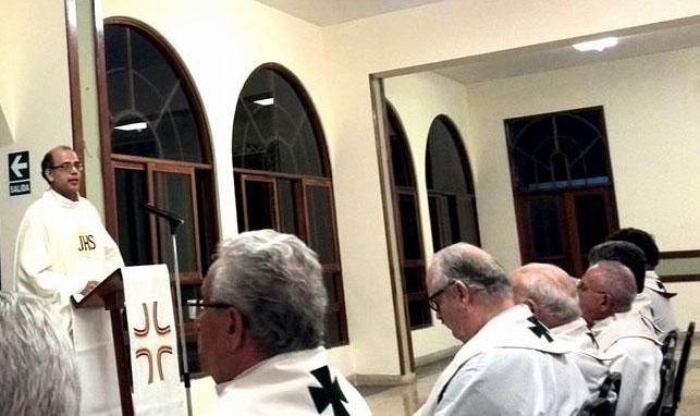 Juan Carlos Morante Buchhammer SJ, nuevo Superior Provincial de los jesuitas del Perú
