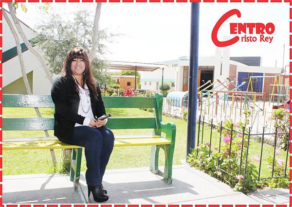 Nueva directora del Centro Cristo Rey de Tacna