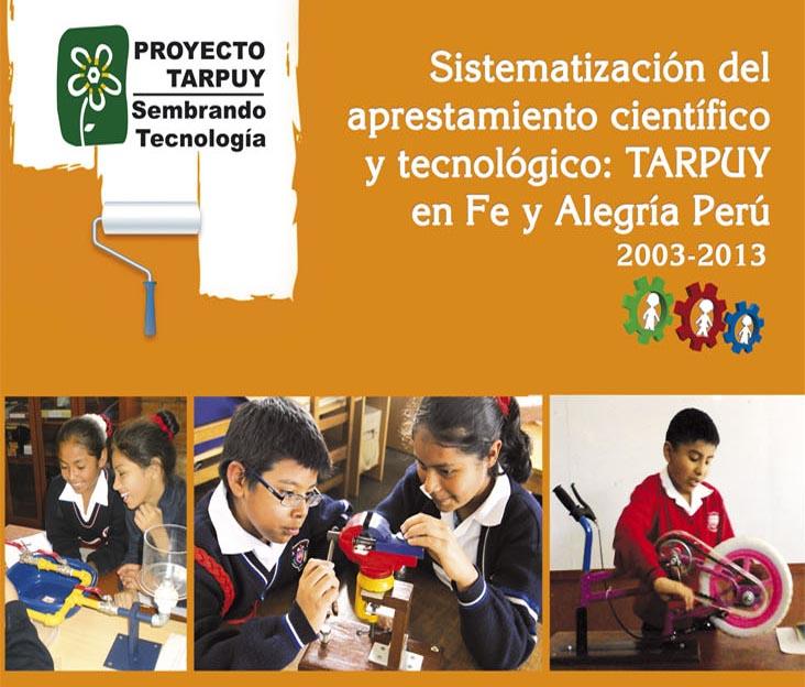 Consigna organiza Conversatorio para presentar libro con la sistematización del Proyecto TARPUY en Fe y Alegría