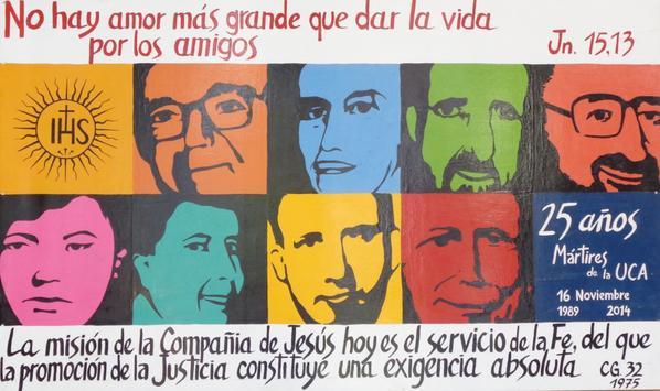Universidad en sangre (P. Ernesto Cavassa, SJ)