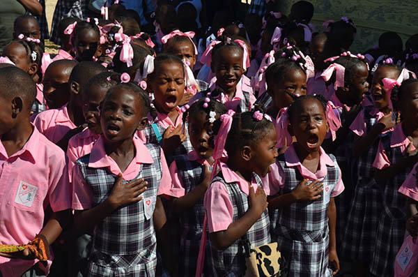 Ignacianos por Haití: ¡Buenas noticias para finalizar este 2014!