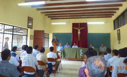 Seminario de Jaén: inauguración del año formativo 2015