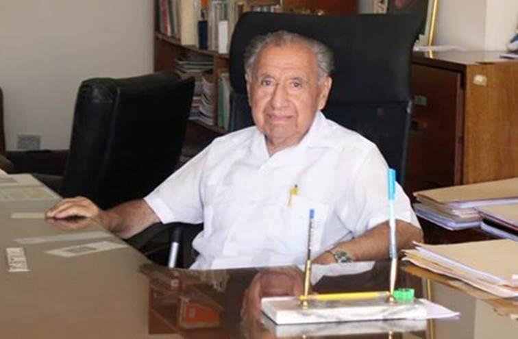 P. Alfredo Castañeda SJ en la Casa del Padre