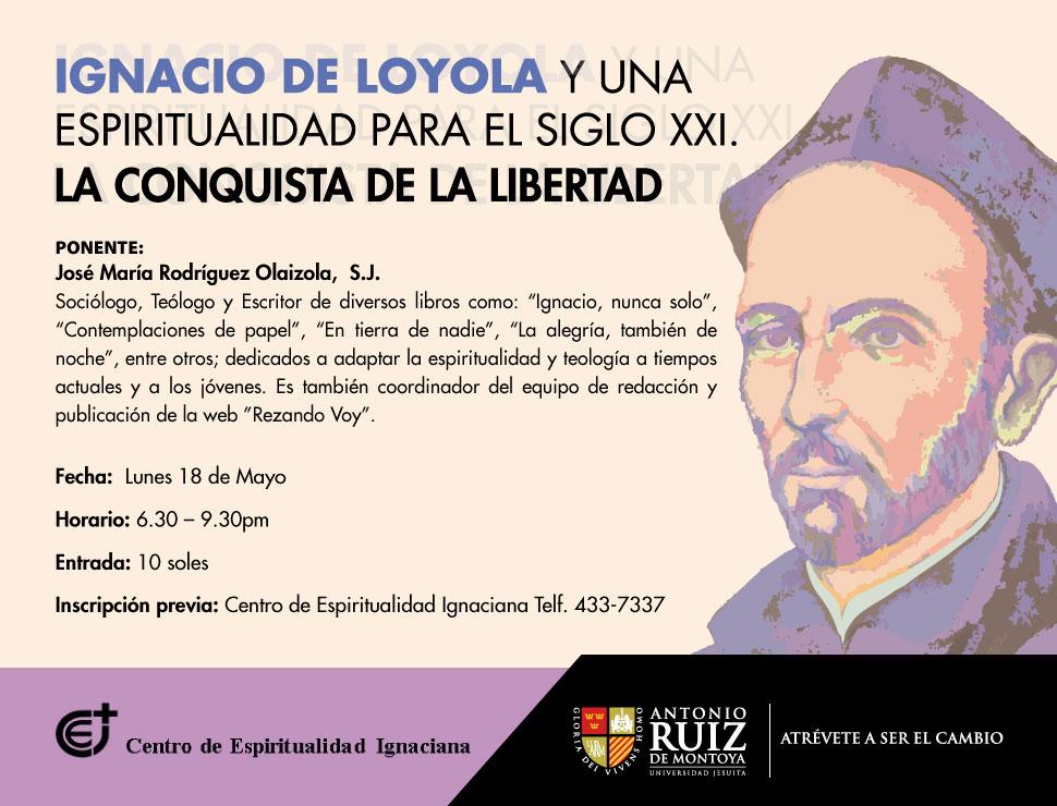 Presentación P. Jose María Rodríguez Olaizola SJ