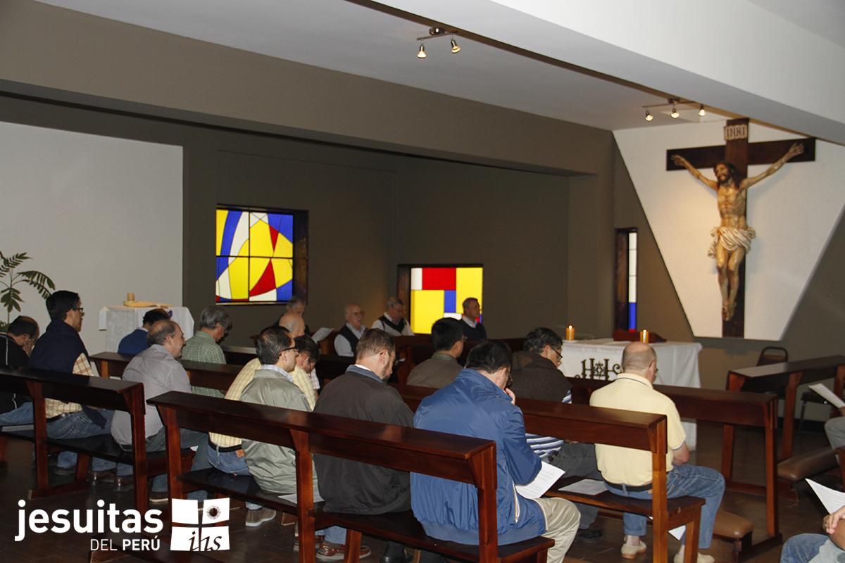 Comienza la Congregación Provincial de la Provincia Peruana