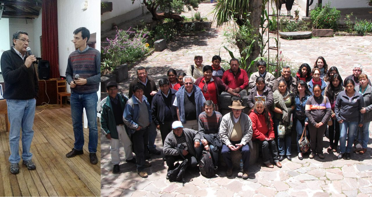 Secretario Social de la Compañía de Jesús visita obras en Cusco