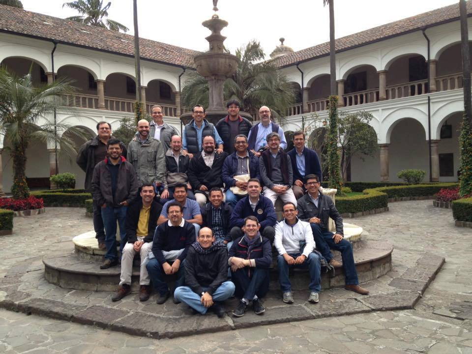 Reunión de coordinadores pastoral juvenil – Quito