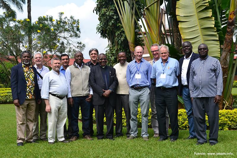 Conferencia de Provinciales de Europa visitan obras jesuitas en África