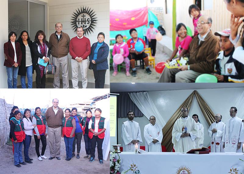 Visita Canónica Plataforma CORAJE Tacna – Ilo