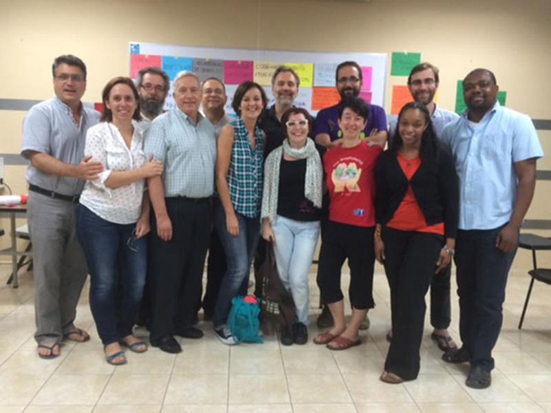 Encuentro Red Jesuitas con Migrantes