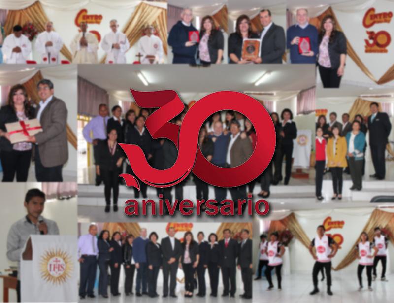 30 Aniversario del Centro Cristo Rey de Tacna
