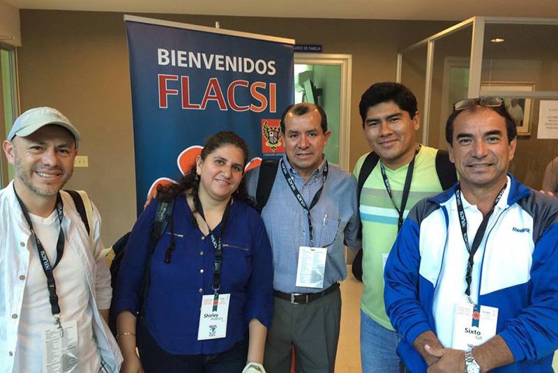 Coordinadores de Pastoral ACSIP en Encuentro de Panamá