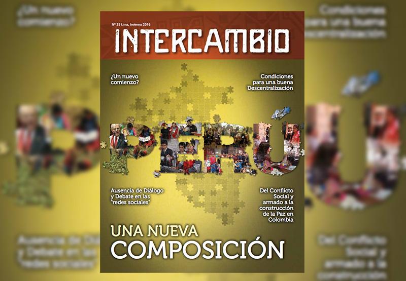 Edición septiembre Revista INTERCAMBIO