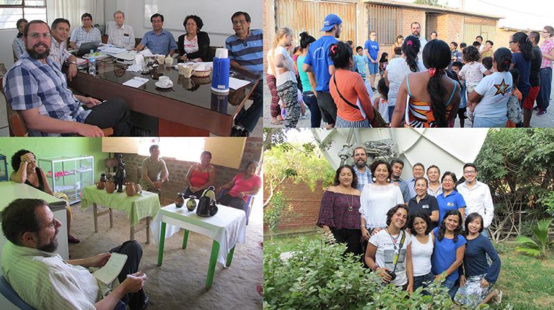 Visita Delegado Social y Coordinador SEPSI a Piura y Amazonas