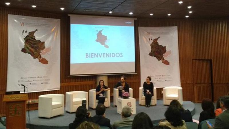 Promotor Vocacional visita Provincia de Colombia